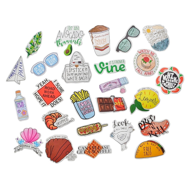 Klistermärken | Vine