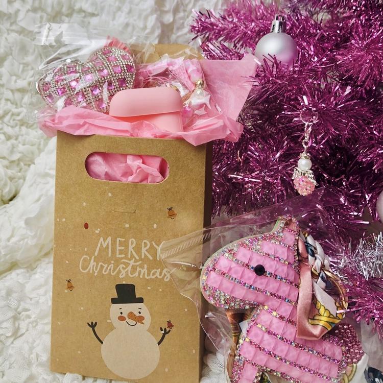 Presentpåse   Julmotiv