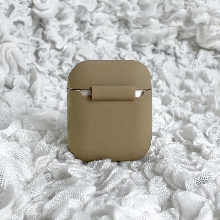 Airpodsfodral | Beige