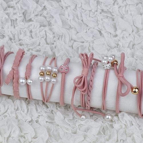 12-pack Lyckosnoddar |Rosa