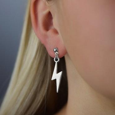 Örhängen | Blixt Silver