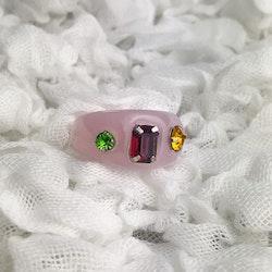 Ring | Ljusrosa
