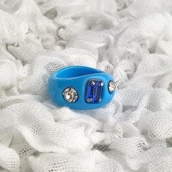 Ring | Blå