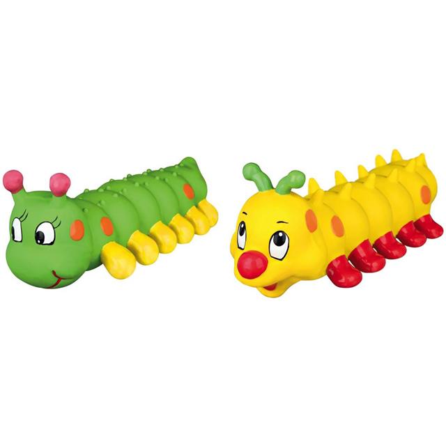 Trixie, caterpillar i latex, 32cm