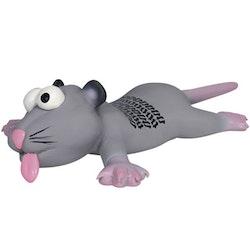 Trixie, mus i latex m. ljud, 22cm
