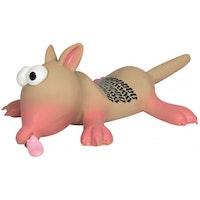 Trixie, råtta i latex m. ljud, 22cm