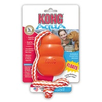 Kong aqua, m. rep, 10cm, orange