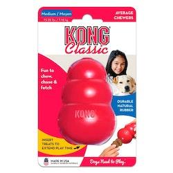 Kong classic, 8,5cm, röd, Medium