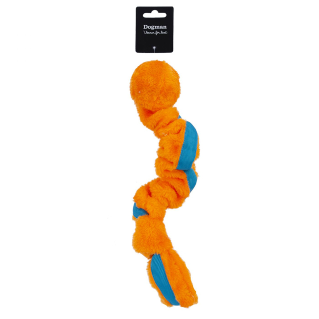 Dogman, stretchig hundleksak, 35cm