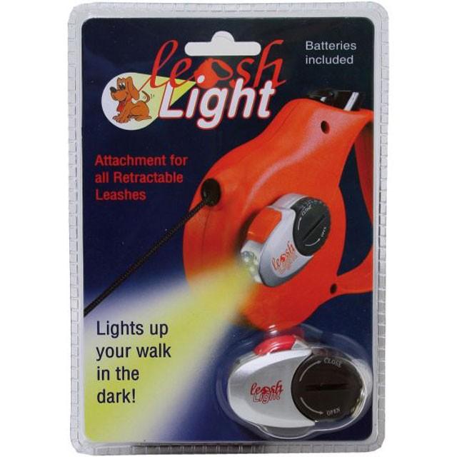 Leash light, lampa för koppel
