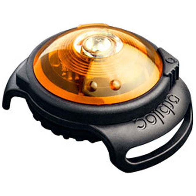 Dual Orbiloc, dog safety light