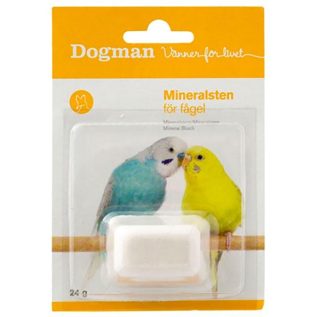Dogman, mineralsten för fågel
