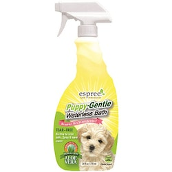 Espree, spray, puppy-gentle waterless bath, 710ml