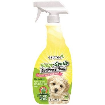 Espree, spray, puppy-gentle waterless bath, 710ml