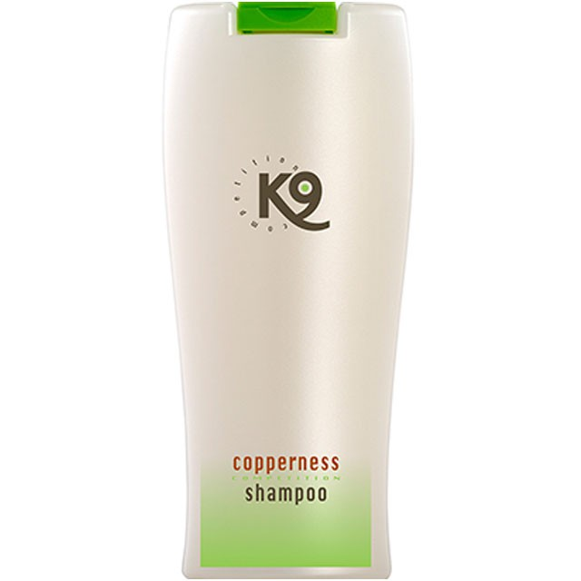 K9 Competition, schampo, copperness, 300ml