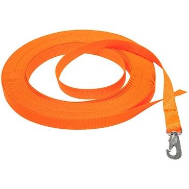 Dogman, spårlina, orange, 20mm/15m