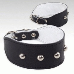 Jokke, Chihu-halsband m. dekoration, svart