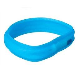 Trixie, flash light band, blå