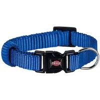 Trixie, hundhalsband premium, M-L, blå