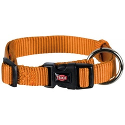 Trixie, hundhalsband premium, orange