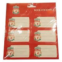 Boketiketter, Liverpool FC