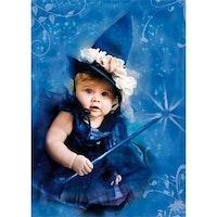 Clementoni, Life, Valerie Tabor Smith: blå häxa, 1000bitar