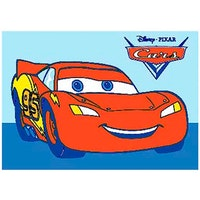 Disney Cars, matta 95x133cm