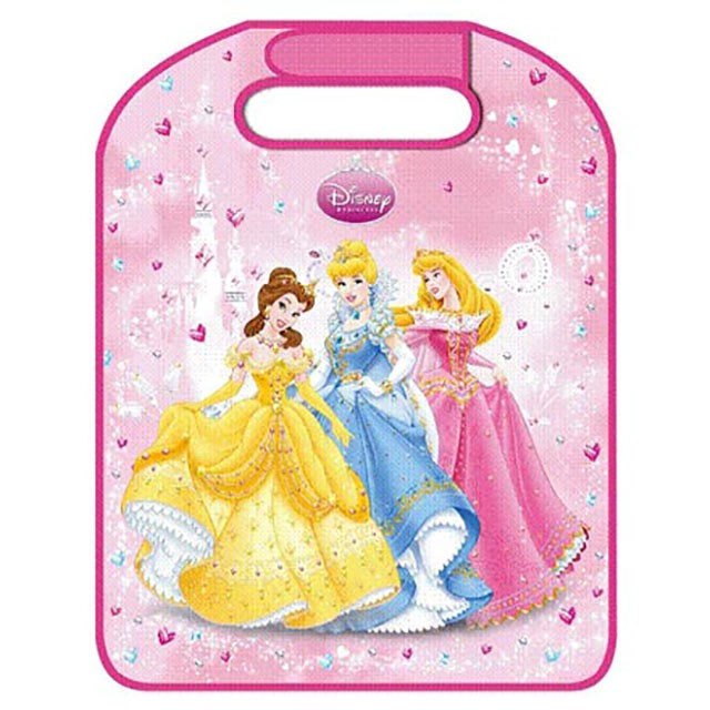 Disney Prinsessor, ryggstödsskydd