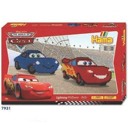 Hama Midi, Disney Cars, presentförpackning