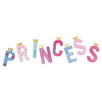 Micki, prinsessbokstäver