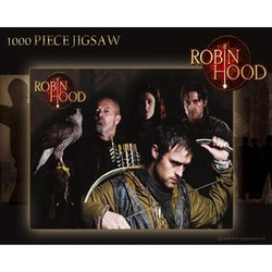 Robin Hood, askpussel, 1000 bitar