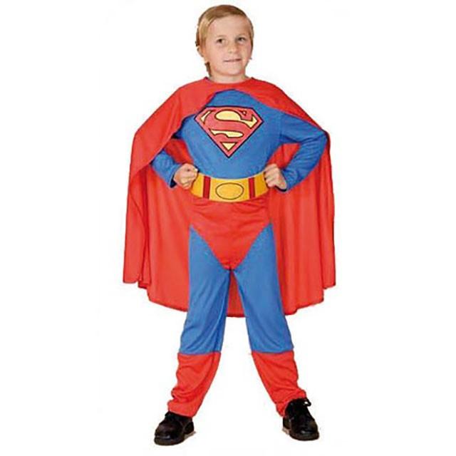 Supermandräkt, strl 160