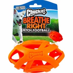 CHUCKIT, breathe right fetch football