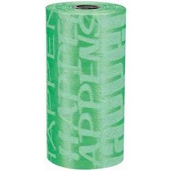 Trixie, bajspåsar, 20-pack, grön