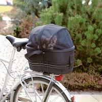 Trixie, cykelkorg, 48x29x42cm, svart