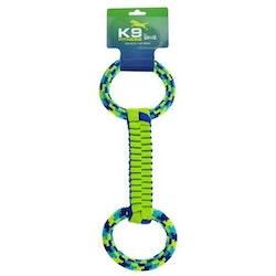 ZS K9, twist rope, tugger, 41cm
