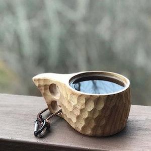 Träkåsa - Dursten
