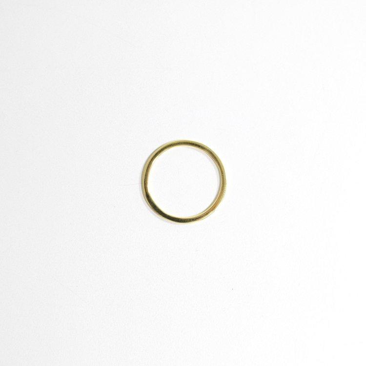 Twilly scarfette ring som används med twilly