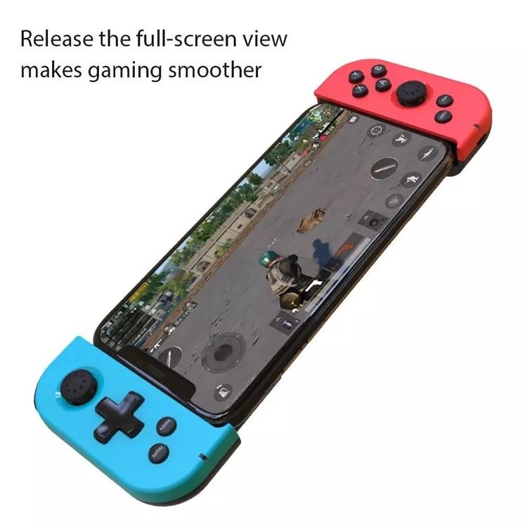 Trådlös spelkontroll för Android/iOS mobil