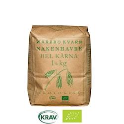 Nakenhavre Hel Kärna KRAV
