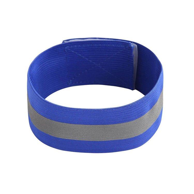 Elastiskt reflexband Blå