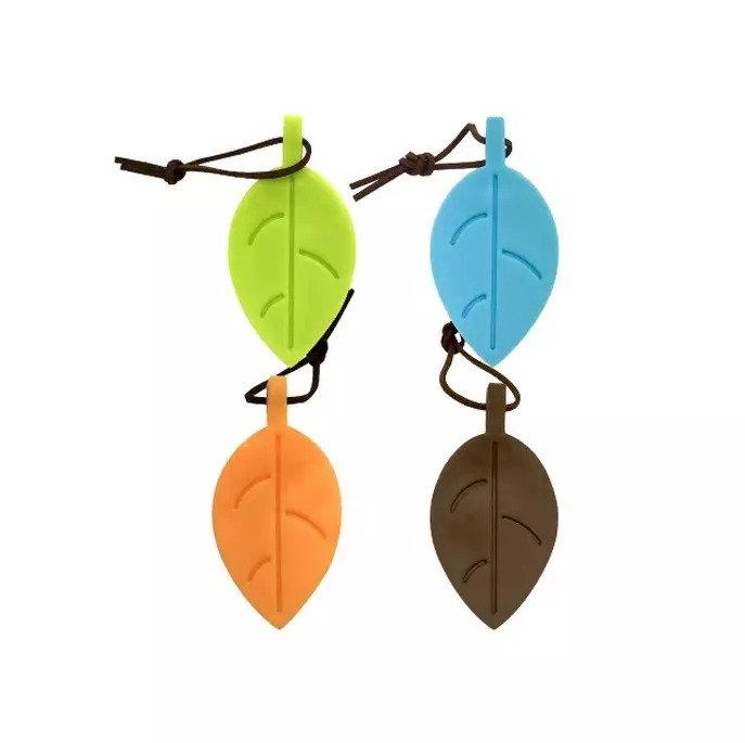 Dörrstopp löv 4 färger