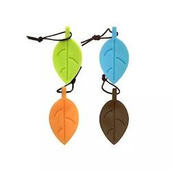 Dörrstopp Löv - 4 olika färger