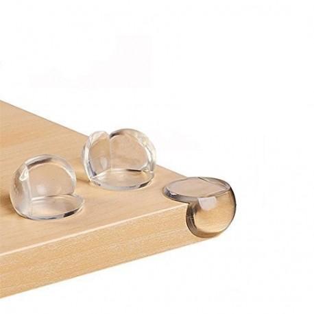 Hörnskydd bord transparenta