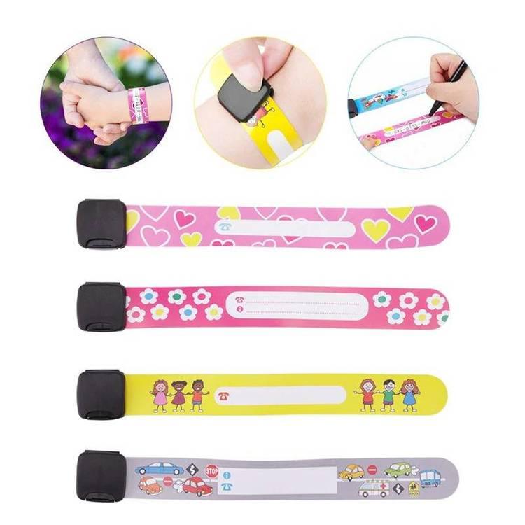 ID-armband för barn