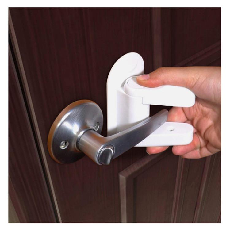 Barnlås för Dörrhandtag