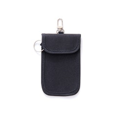 Skyddsfodral keyless-nycklar - Svart tyg