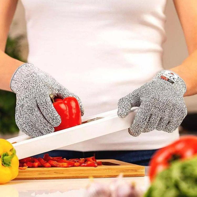 Skyddshandske för matlagning