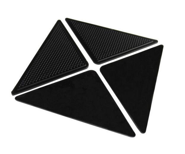 Halkskydd för mattor i 4-pack