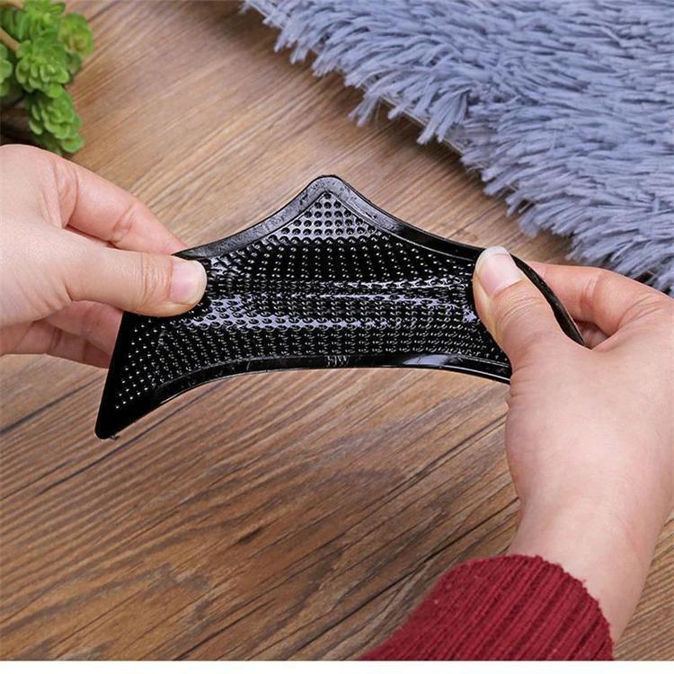Tunt halkskydd för mattor
